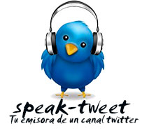 speak-tweet