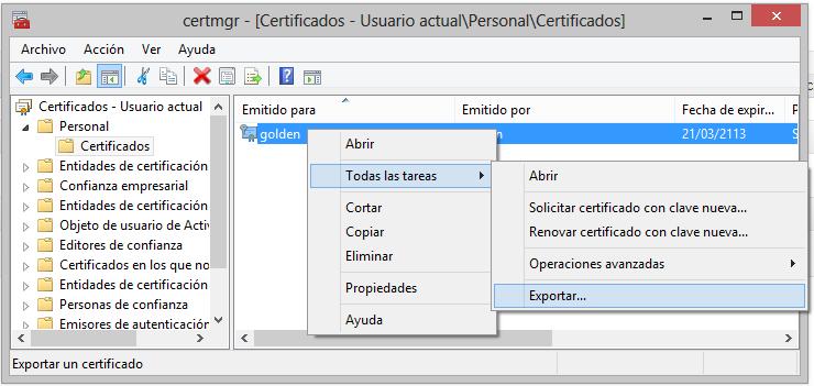 Exportar-certificado-personal
