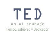 Ted en el trabajo