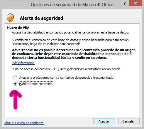 ejecutar-macros-access