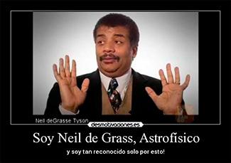 Neil deGrasse Tyson.