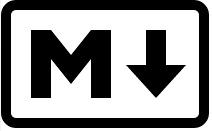 Markdown-logo