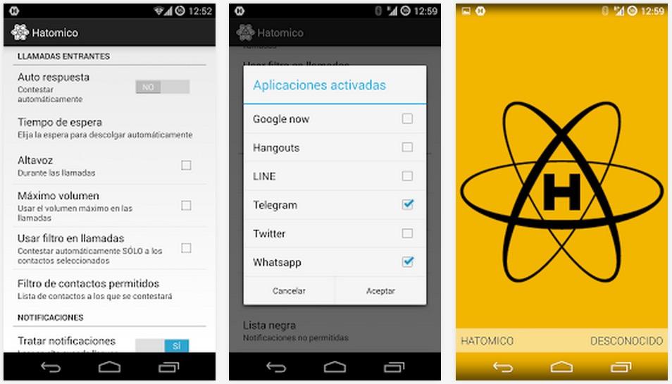 Hatomico-para-Android