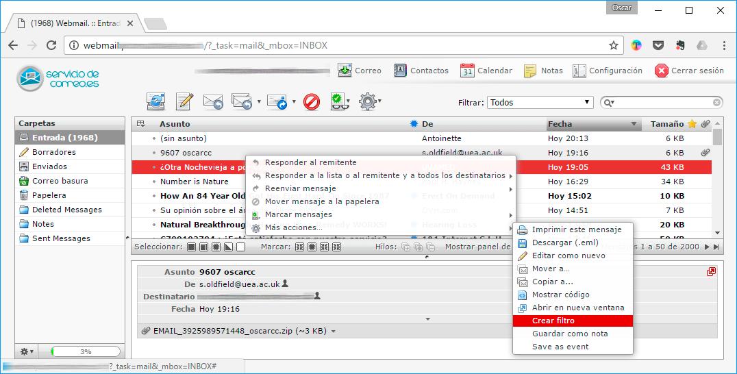webmail-configuracion-spam-ii-filtro